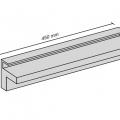 450X400 CUBE BRACKET DETAIL