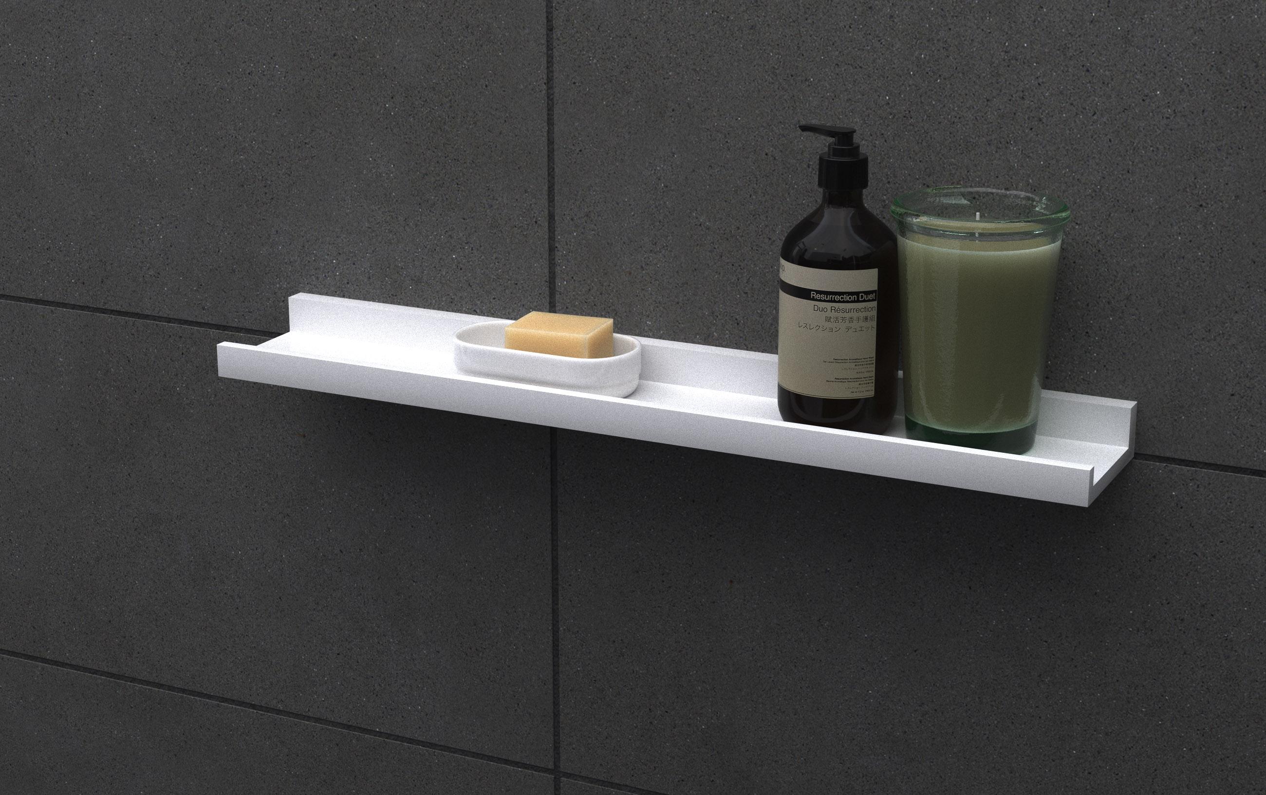 Belle Ledge Shelf Topshelf