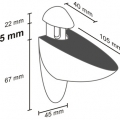ARA Bracket dimensions