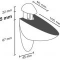 ARA Bracket dimensions-2