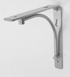 Arch bracket Gloss Aluminium 1012GLA