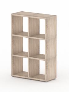 Boon Oak Cube 2x3