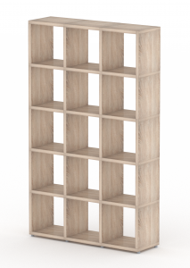 Boon Oak Cube 3x5