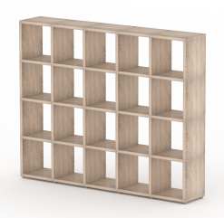 Boon Oak Cube 5x4