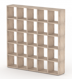 Boon Oak Cube 5x5