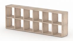 Boon Oak Cube 6x2