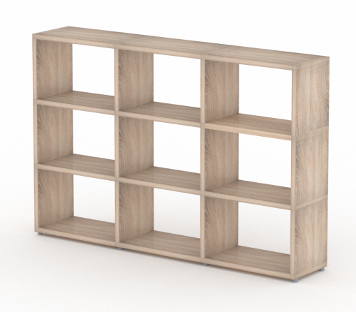 Boon Oak Wide 3x3