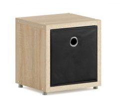 Boon Oak single Black softbox large