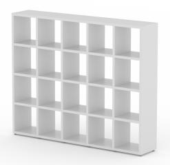 Boon White Cube 5x4
