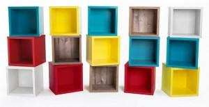 Clic cubes multi stacks