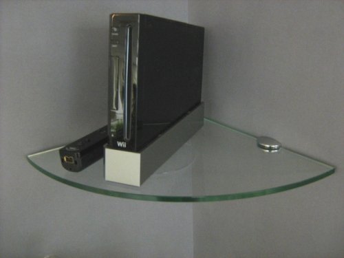 Copy of 30x30x8mm corner glass situ
