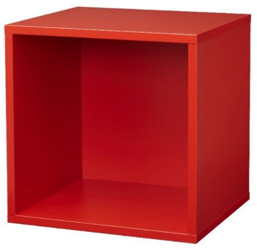 Red Clic cube