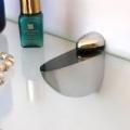 Silver select clip in situ