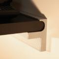 Sumo slot bracket close up