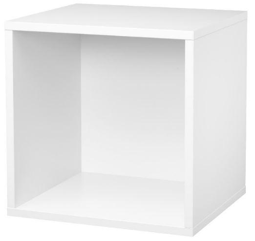 white clic cube
