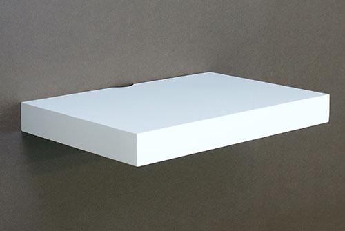Media Floating Shelf Topshelf