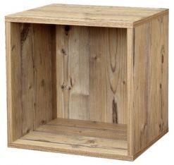 Wood effect Clic cube