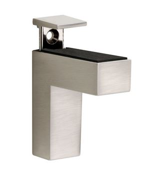 Stainless style Eliot clip brackets