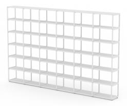 Boon Maxx Metal White 6x6
