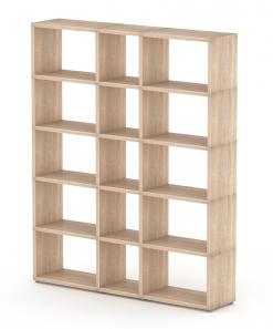 Boon Mixed Oak 3x5 Topshelf