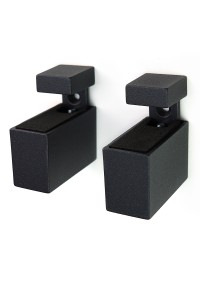 Quadro cube clips Anthracite Black 16757ANT