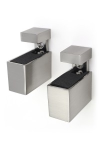 Quadro cube clips stainless 16740STA