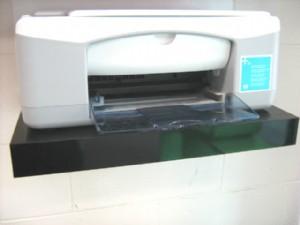 Printer Floating Shelf Kit